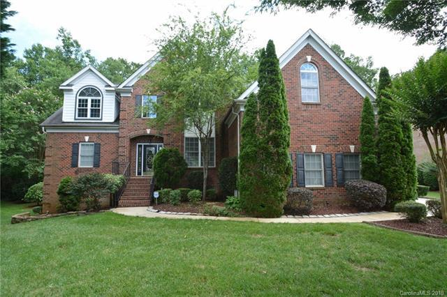 15820 Waldrop Hill Court, Huntersville, NC 28078 (#3520704) :: The Sarver Group