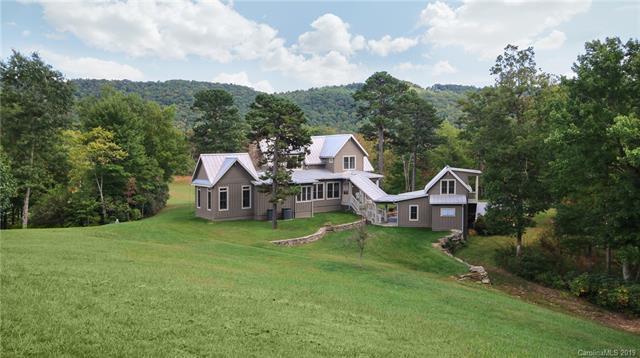 2034 Indian Creek Road, Balsam Grove, NC 28708 (#3521263) :: Rinehart Realty