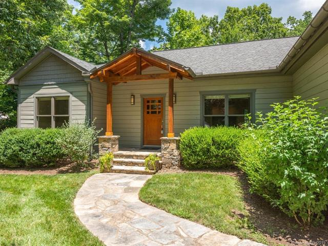 5 Knoll Hill Lane, Black Mountain, NC 28711 (#3521384) :: Keller Williams Professionals