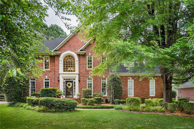 8807 Oxfordshire Court, Huntersville, NC 28078 (#3522329) :: High Performance Real Estate Advisors