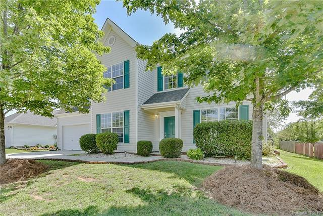 4206 Greenleaf Street, Indian Trail, NC 28079 (#3522379) :: Stephen Cooley Real Estate Group
