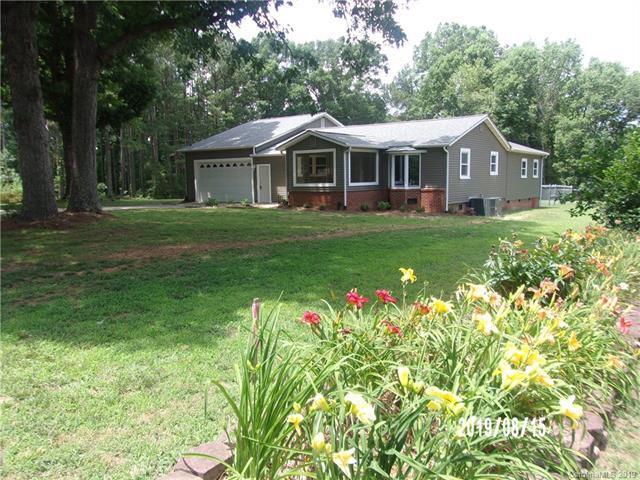 2101 Woodcroft Lane, Albemarle, NC 28001 (#3523110) :: Besecker Homes Team