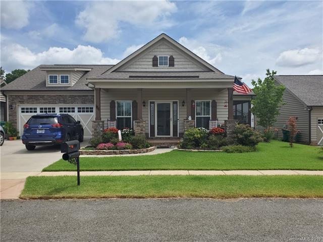 200 Battery Drive #107, Locust, NC 28097 (#3524080) :: Homes Charlotte