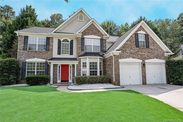 8804 St Brides Court, Huntersville, NC 28078 (#3524245) :: MartinGroup Properties