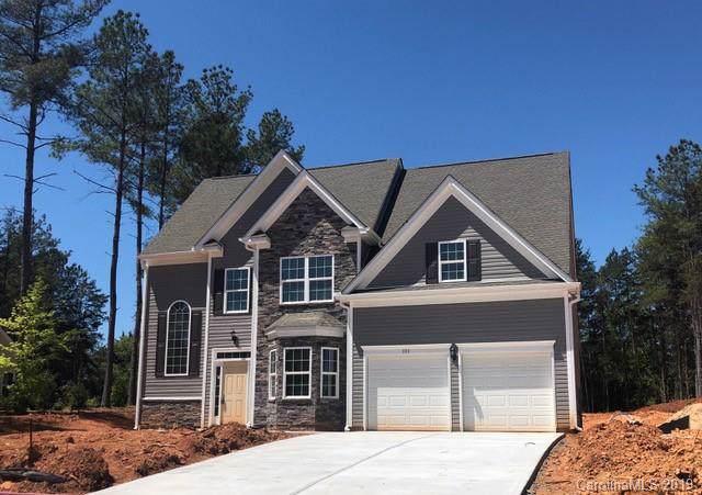 145 Windstone Drive #11, Troutman, NC 28166 (#3524300) :: LePage Johnson Realty Group, LLC