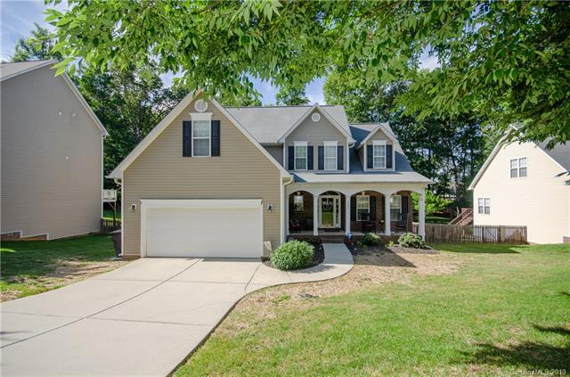 2281 Glen Cove Way, High Point, NC 27265 (#3524402) :: Washburn Real Estate