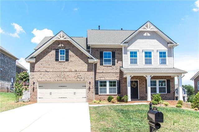 187 Alexandria Drive, Mooresville, NC 28115 (#3524487) :: High Performance Real Estate Advisors