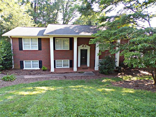 1063 4th Avenue Drive NW, Hickory, NC 28601 (#3524672) :: Mossy Oak Properties Land and Luxury
