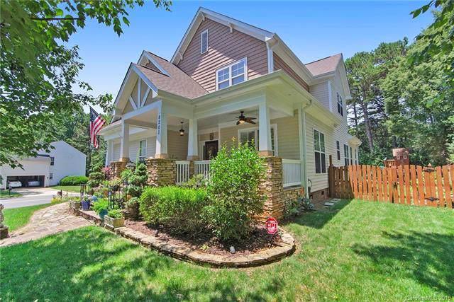 8201 Sandowne Lane, Huntersville, NC 28078 (#3524793) :: MartinGroup Properties