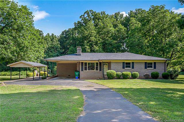 3518 Hayden Drive, Charlotte, NC 28269 (#3524835) :: High Performance Real Estate Advisors