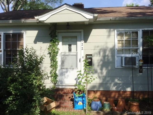 122 & 124 N Stonewall Avenue, Rock Hill, SC 29730 (#3525541) :: Rinehart Realty