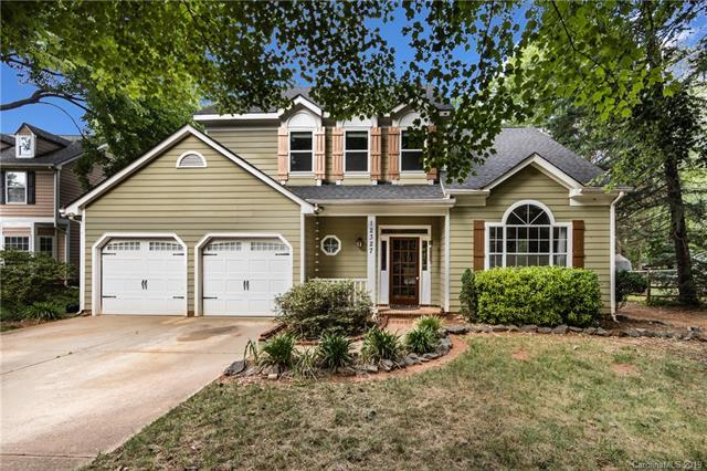 12327 Sparkling Way, Huntersville, NC 28078 (#3525669) :: High Performance Real Estate Advisors