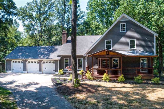 3811 High Ridge Road, Charlotte, NC 28270 (#3525983) :: Keller Williams South Park