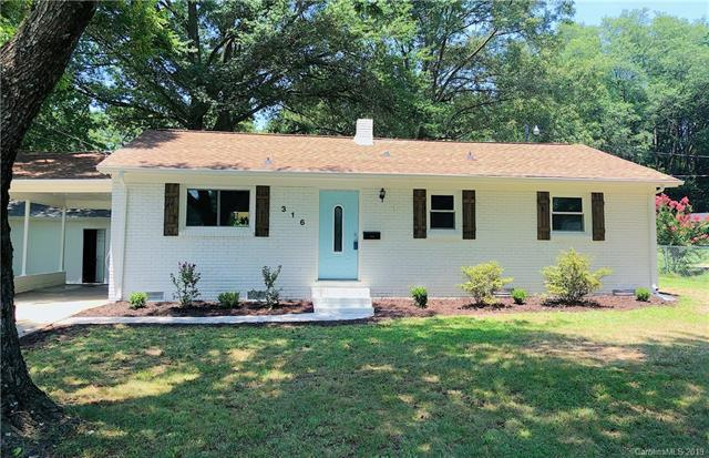 316 Moore Street, Stanley, NC 28164 (#3526080) :: Cloninger Properties