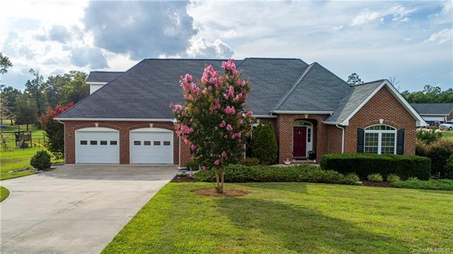 784 Hathcock Glen Drive, Oakboro, NC 28129 (#3526533) :: Rinehart Realty