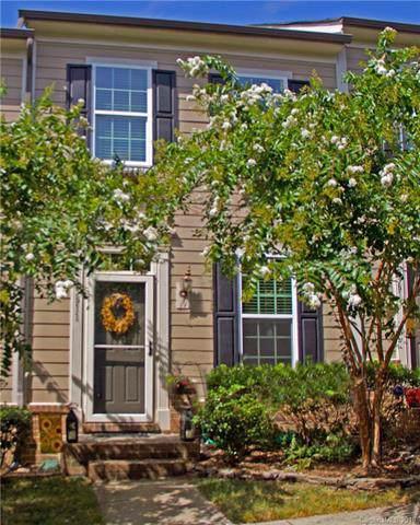 13811 Hill Street, Huntersville, NC 28078 (#3526626) :: Besecker Homes Team