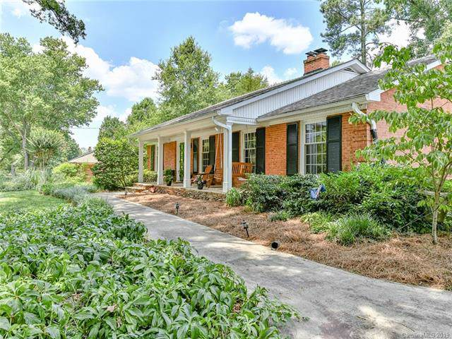 5301 Addison Drive, Charlotte, NC 28211 (#3526684) :: Team Honeycutt