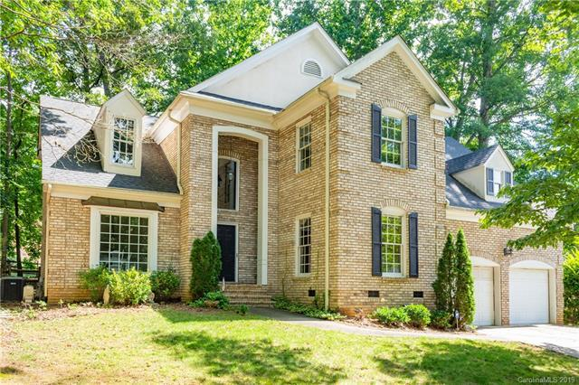 14810 Charterhouse Lane, Huntersville, NC 28078 (#3526732) :: High Performance Real Estate Advisors