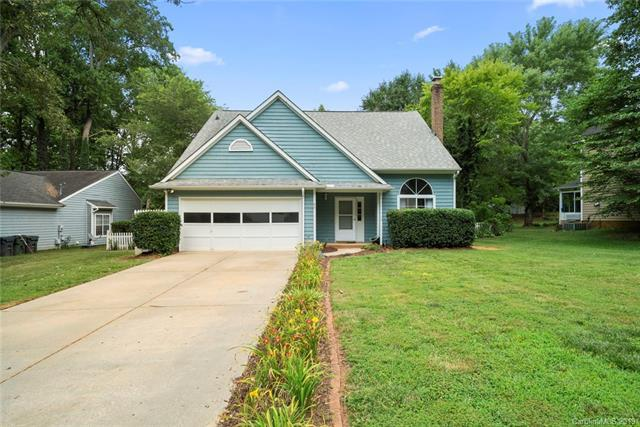 12632 Cedar Fall Drive, Huntersville, NC 28078 (#3527251) :: High Performance Real Estate Advisors
