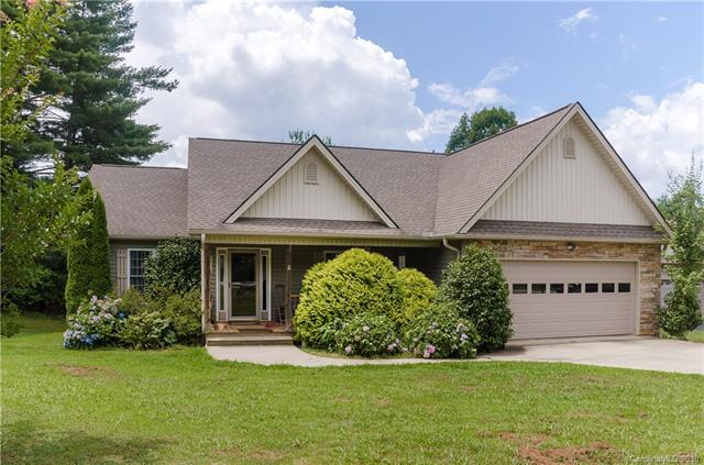 80 S Sunset Ridge Drive, Etowah, NC 28729 (#3527259) :: BluAxis Realty