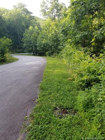 Lot 25 Fern Cove Lane #25, Pisgah Forest, NC 28768 (#3527379) :: Besecker Homes Team