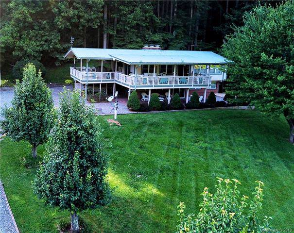 3468 Cullowhee Mountain Road, Cullowhee, NC 28723 (#3527530) :: Stephen Cooley Real Estate Group