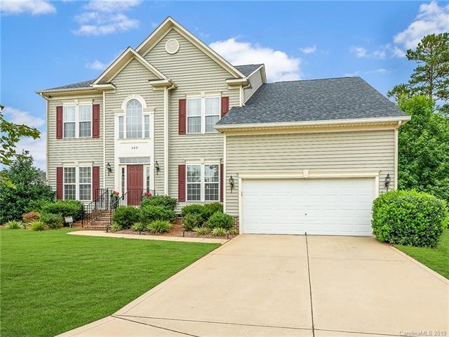 589 Veloce Trail, Fort Mill, SC 29715 (#3527689) :: The Andy Bovender Team