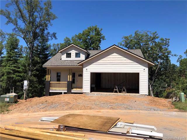 7 Duncannon Street #17, Weaverville, NC 28787 (#3527692) :: Carlyle Properties