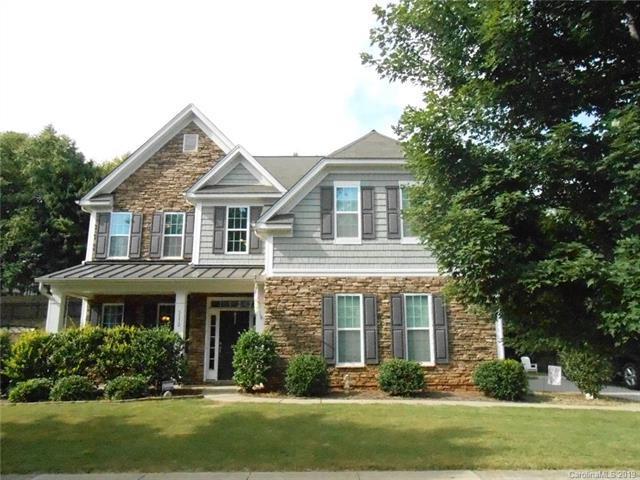 5730 Mcdowell Run Drive, Huntersville, NC 28078 (#3528069) :: LePage Johnson Realty Group, LLC