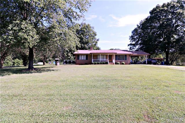 7139 Kluttz Road, Rockwell, NC 28138 (#3528124) :: High Performance Real Estate Advisors