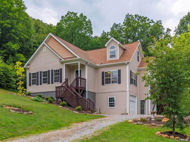 2561 Chinquapin Road, Canton, NC 28716 (#3528735) :: Homes Charlotte