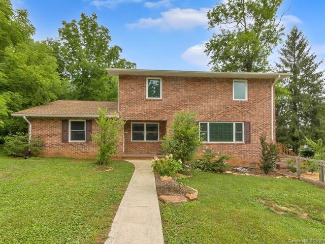 154 White Oak Lane, Brevard, NC 28712 (#3528775) :: Rinehart Realty