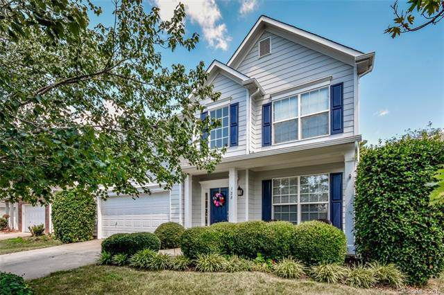 128 Riding Trail, Mooresville, NC 28117 (#3528941) :: Francis Real Estate