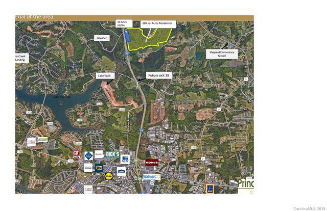 000 Parkertown Road, Mooresville, NC 28117 (#3529357) :: Carlyle Properties