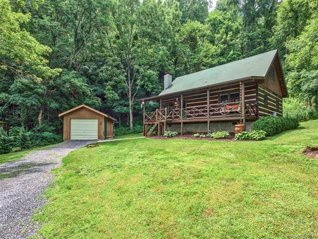 127 Wilderness Trail, Waynesville, NC 28786 (#3529407) :: Stephen Cooley Real Estate Group