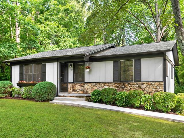 24 Melton Drive, Asheville, NC 28805 (#3529425) :: Rinehart Realty