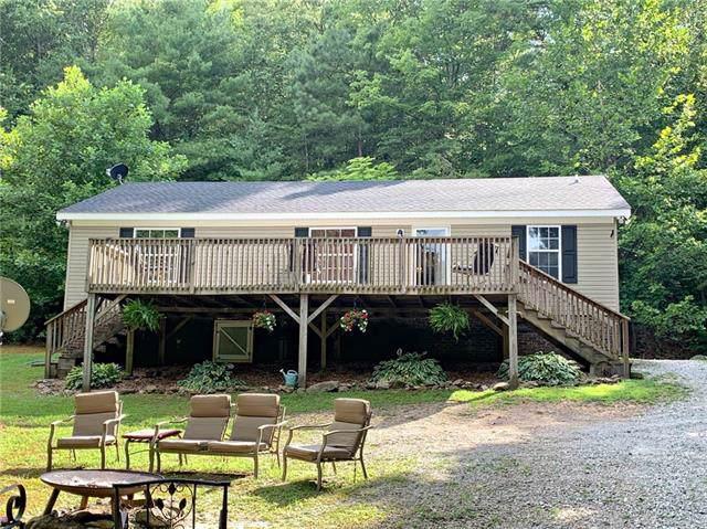 649 Lambert Fork Road, Taylorsville, NC 28681 (#3529843) :: Rinehart Realty