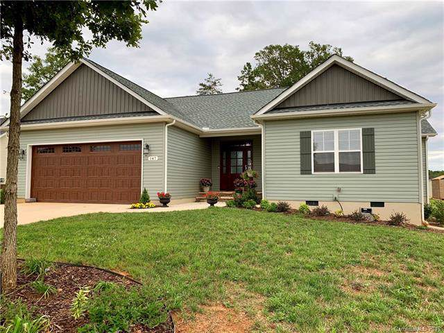 148 Greythorn Drive #27, Statesville, NC 28625 (#3529921) :: LePage Johnson Realty Group, LLC