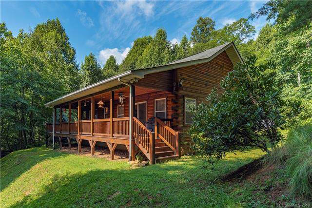 515 Point Of View Drive, Waynesville, NC 28785 (#3530089) :: Roby Realty