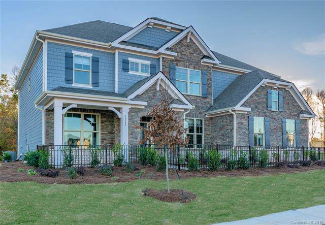 1312 Oakhurst Drive #5, Waxhaw, NC 28173 (#3530362) :: The Andy Bovender Team