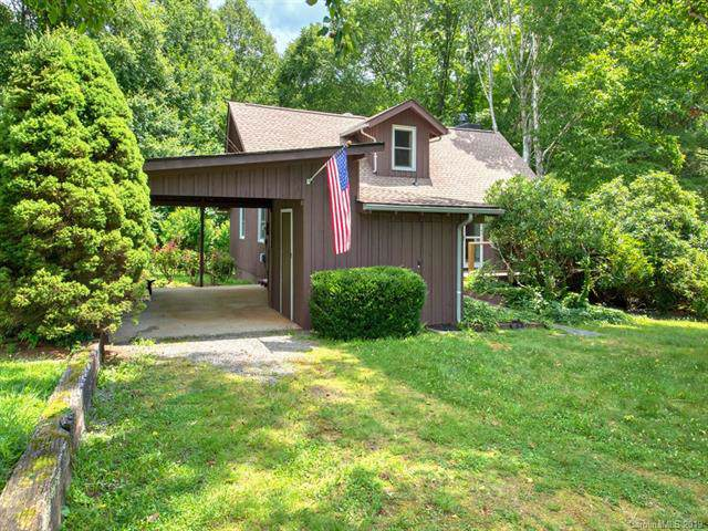 103 Winslow Road, Waynesville, NC 28786 (#3530379) :: Homes Charlotte