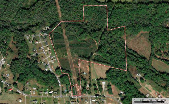 42.5 Acres Bailey Road, Mooresville, NC 28115 (#3530411) :: Mossy Oak Properties Land and Luxury