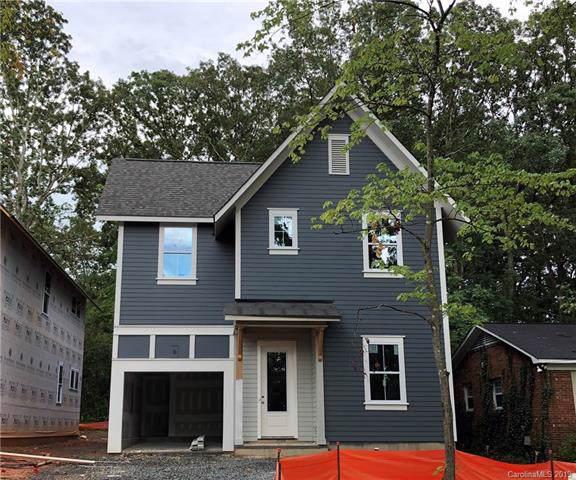 1824 Dallas Avenue Lot 1, Charlotte, NC 28205 (#3530613) :: MartinGroup Properties