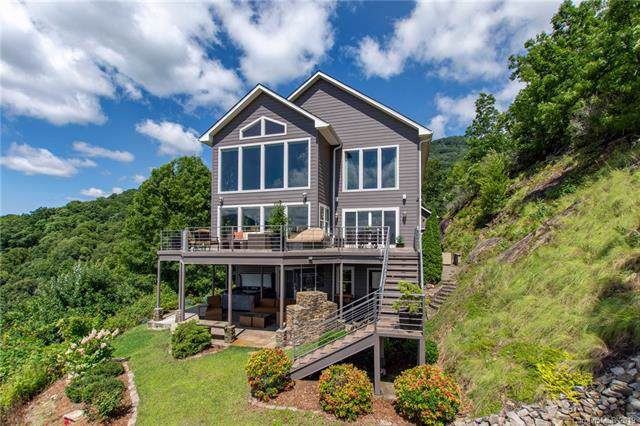 1190 Laurel Ridge Road N, Maggie Valley, NC 28751 (#3530946) :: Carlyle Properties