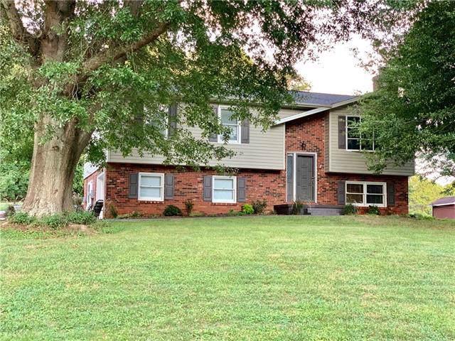 1246 Fairway Drive, Newton, NC 28658 (#3531892) :: Carlyle Properties