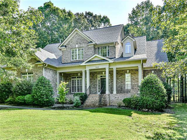 7010 High Oak Drive, Weddington, NC 28104 (#3532213) :: Rowena Patton's All-Star Powerhouse