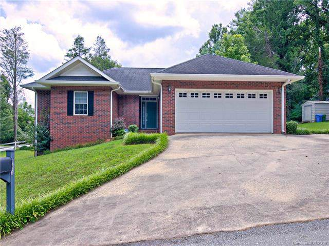 125 Ogdon Drive, Hendersonville, NC 28792 (#3532881) :: Robert Greene Real Estate, Inc.