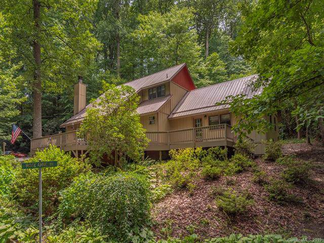 300 Glendale Avenue, Hendersonville, NC 28739 (#3532964) :: Keller Williams Professionals