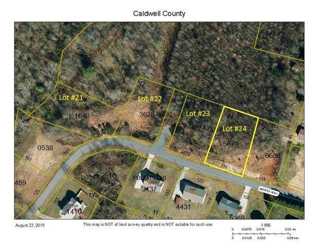 TBN Merts Way #24, Hudson, NC 28638 (#3533052) :: Robert Greene Real Estate, Inc.