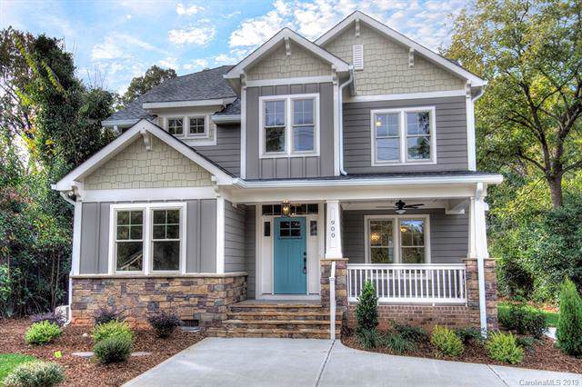 900 Matheson Avenue, Charlotte, NC 28205 (#3534449) :: LePage Johnson Realty Group, LLC